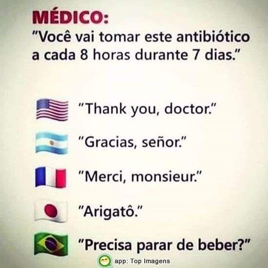 Médico no Brasil