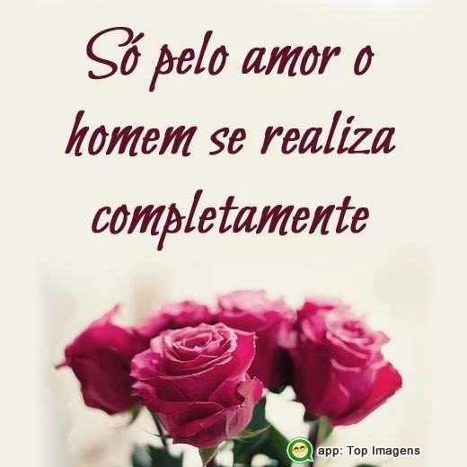 Só pelo amor