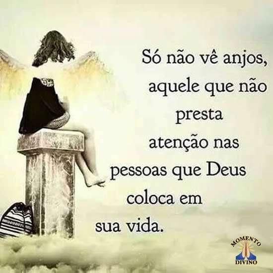 Anjos na vida