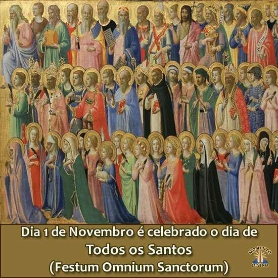 Dia de todos os Santos