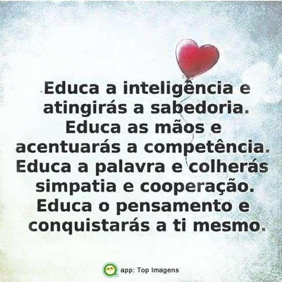 Educar sempre