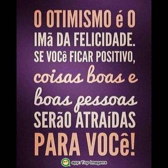 Ficar positivo