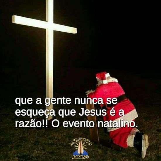 Jesus é a razão