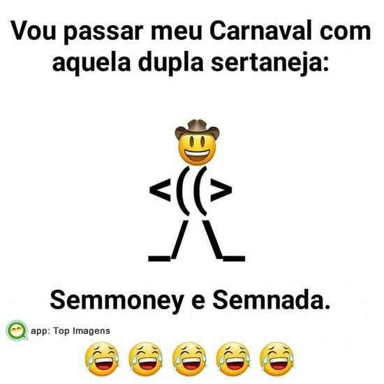 Passar o carnaval