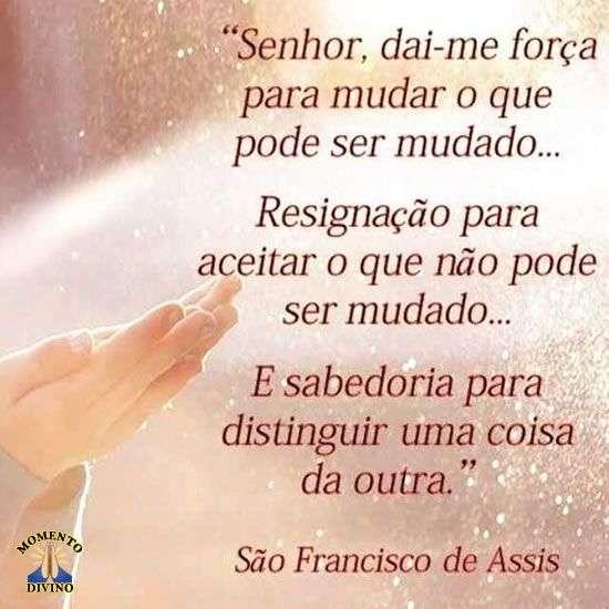 Senhor, dai-me força