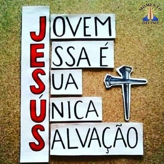Única salvação
