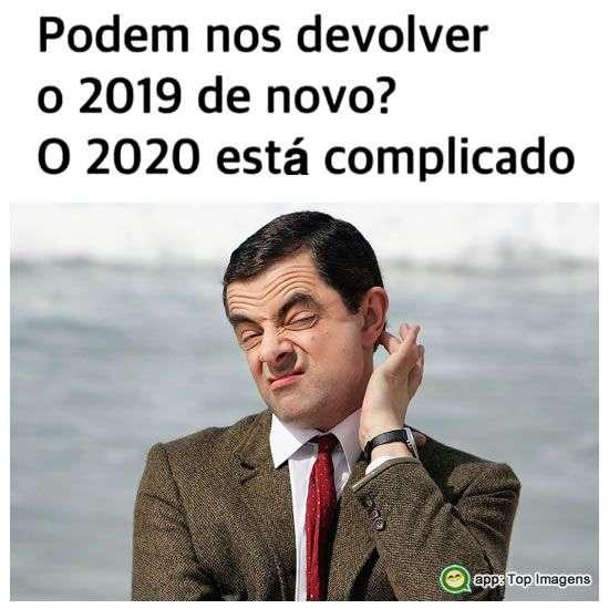 Voltar em 2019