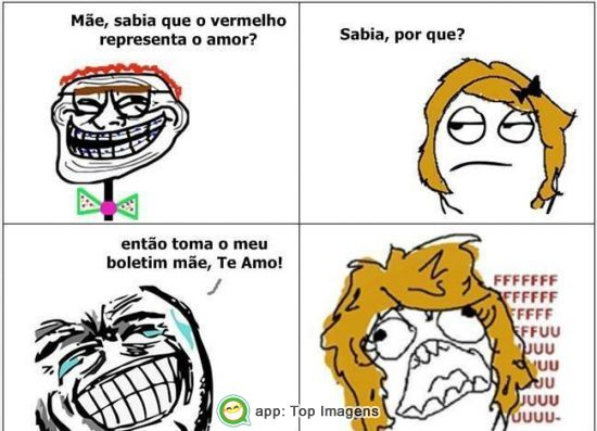 Boletim do amor
