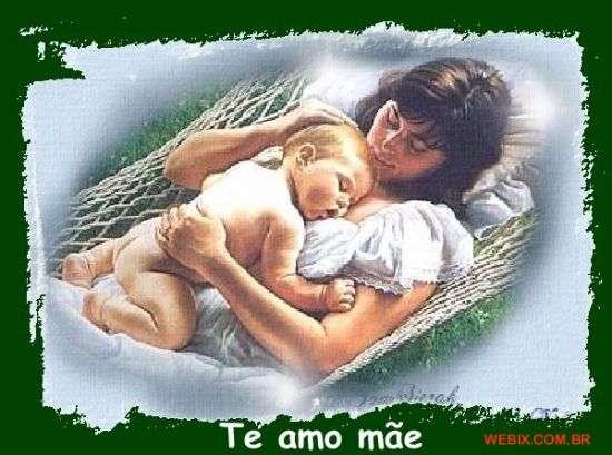 Te amo Mãe